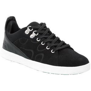 Jack Wolfskin Auckland Low Shoes Damen black black