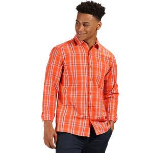 Regatta Mindano II LS Shirt Herren blaze orange blaze orange