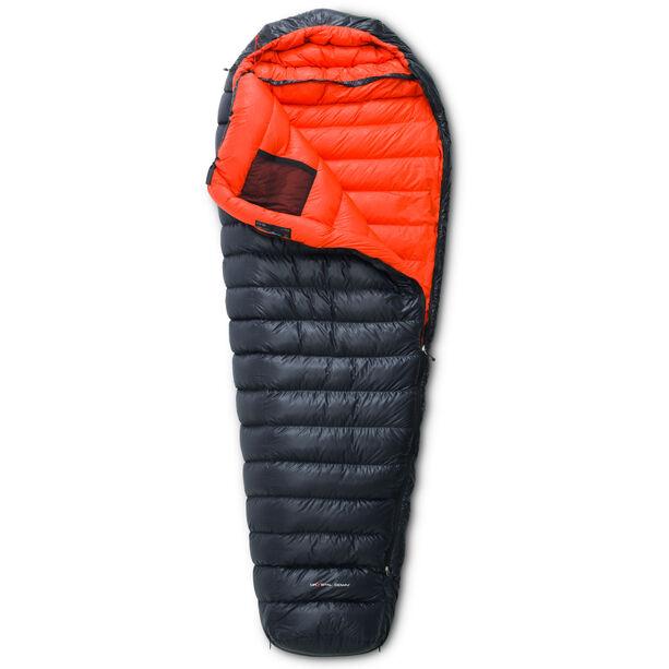 Yeti V.I.B. 600 M Schlafsack Zip L black/red
