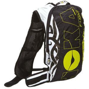 Hoka One One F-Light 7L Backpack Damen black / white / cyan black / white / cyan