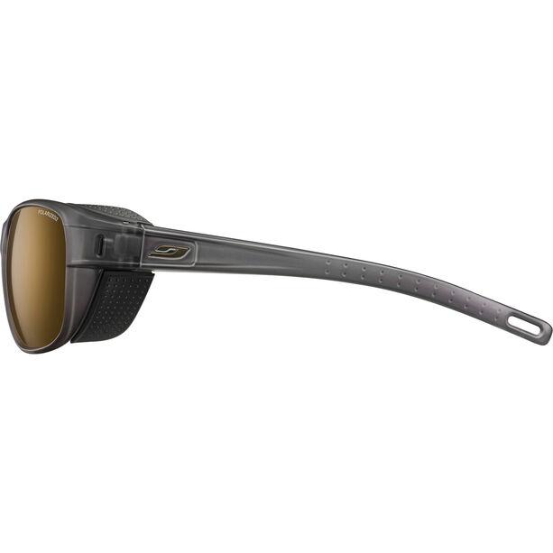Julbo Camino Polarized 3+ Sunglasses black/black-brown