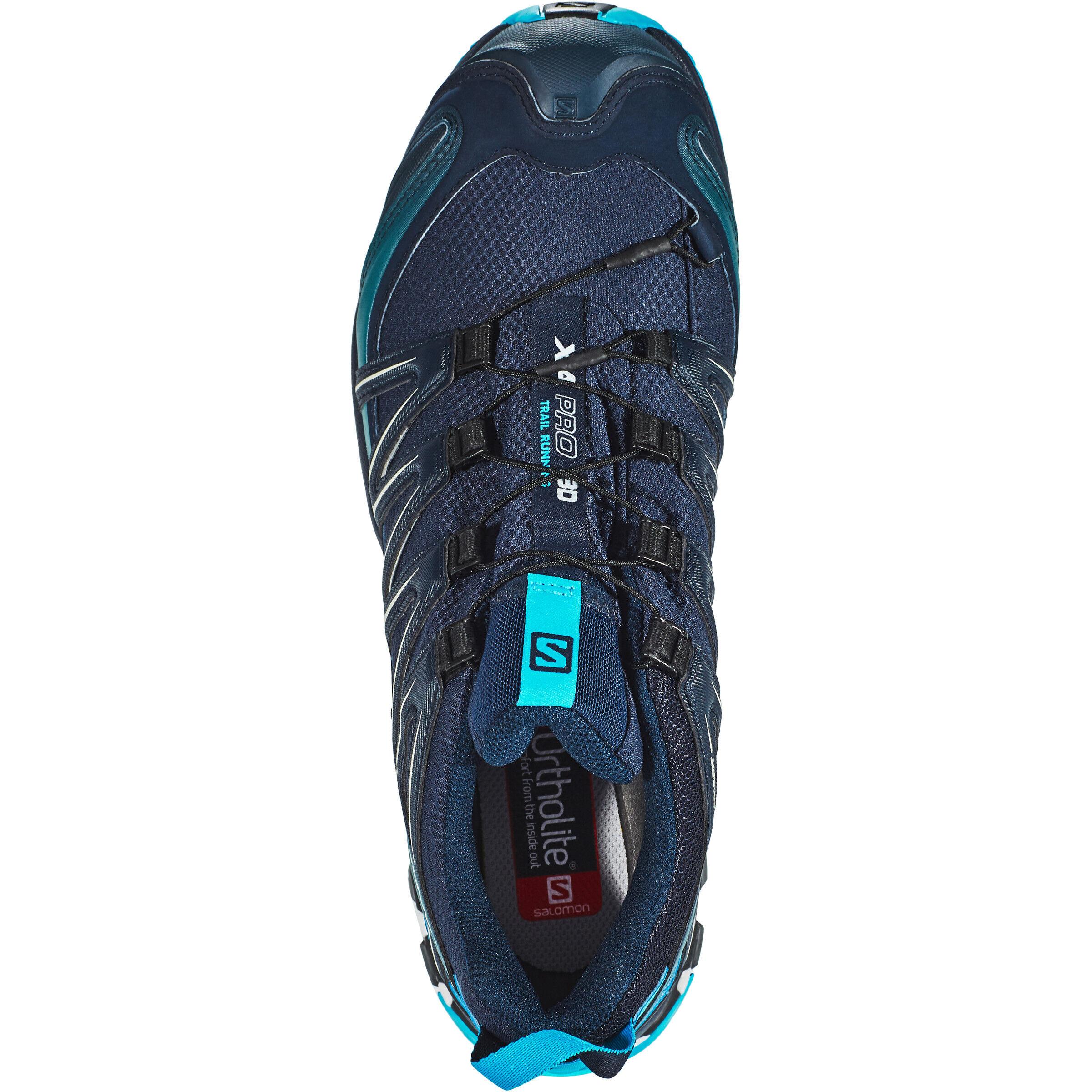 Salomon XA Pro 3D GTX Shoes Herren bluestoneindian tealsulphur