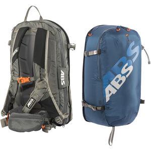 ABS s.LIGHT Compact Base Unit + s.LIGHT Compact Zip-On 30l Rucksack glacier blue glacier blue