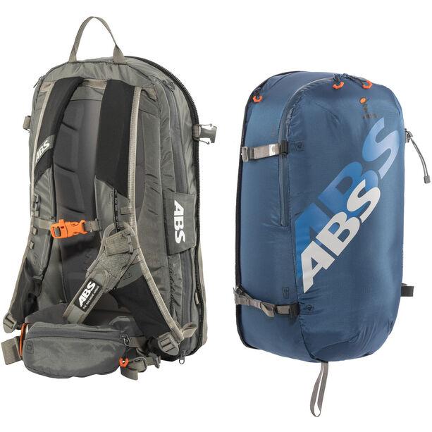 ABS s.LIGHT Compact Base Unit + s.LIGHT Compact Zip-On 30l Rucksack glacier blue