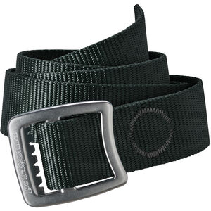 Patagonia Tech Web Belt carbon carbon