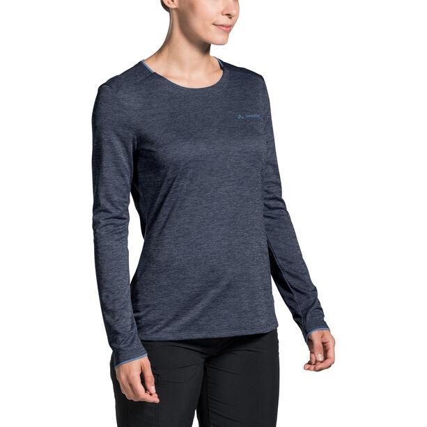 VAUDE Essential LS T-Shirt Damen eclipse