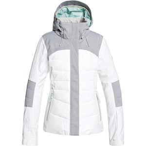 Roxy Dakota Jacke Damen bright white bright white