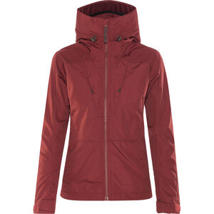 Lundhags Habe Jacket Damen dark red dark red