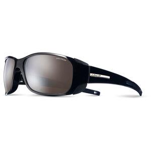 Julbo Monterosa Spectron 4 Sunglasses Damen black/black-brown flash silver black/black-brown flash silver