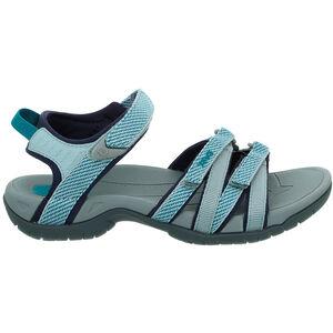 Teva Tirra Sandals Damen hera gray mist