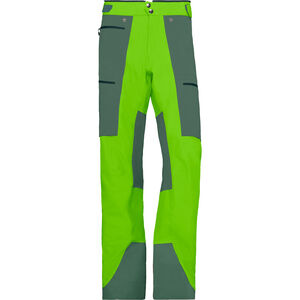 Norrøna Lyngen Windstopper Hybrid Pants Herren bamboo green bamboo green