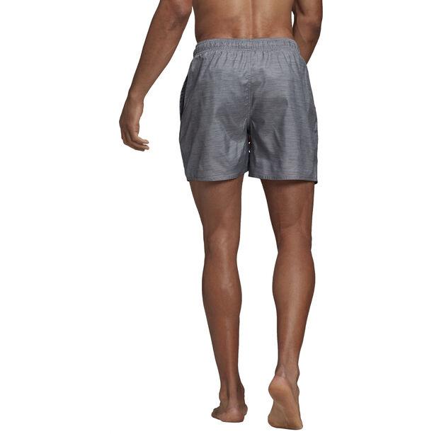 adidas Badge of Sport Melange SL Shorts Herren grey six
