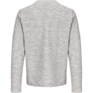 super.natural Knit Sweater Herren ash melange ash melange