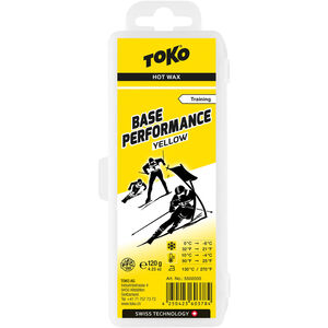 Toko Base Performance HydroCarbon Wachs Yellow 120g