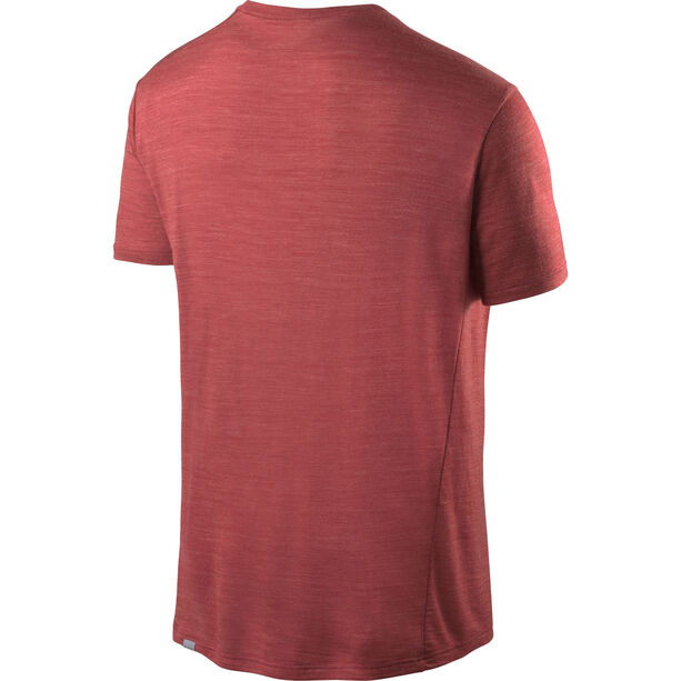 Houdini Activist Message Tee Herren hut red