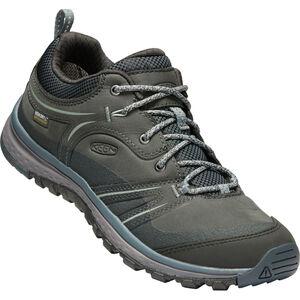 Keen Terradora Leather WP Shoes Damen tarragon/turbulence tarragon/turbulence