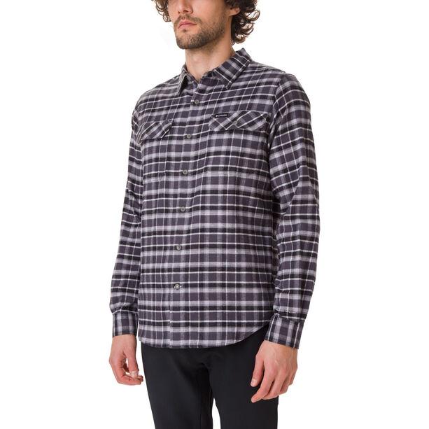 Columbia Flare Gun Stretch Flannel Shirt Herren shark grid