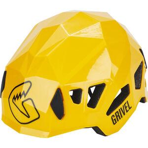 Grivel Stealth Hardshell Helmet yellow yellow