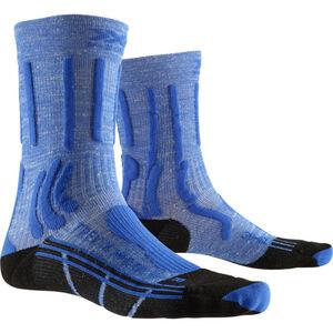 X-Socks Trek X Linen Socks Damen lake blue/opal black lake blue/opal black