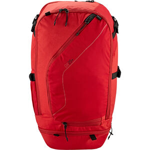 Cube OX25+ Rucksack red red