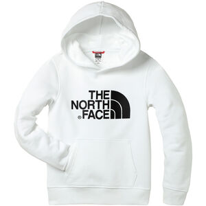 The North Face Drew Peak Kapuzenpullover Kinder tnf white/tnf white/tnf black tnf white/tnf white/tnf black