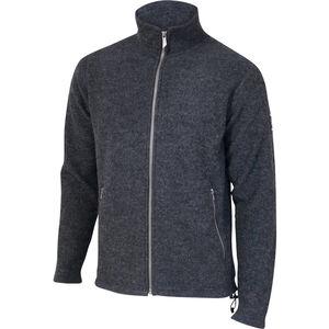 Ivanhoe of Sweden Bruno Full-Zip Jacket Herren graphite marl graphite marl