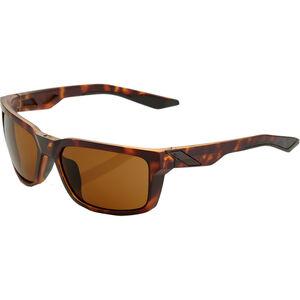 100% Daze Smoke Glasses matte dark havana matte dark havana