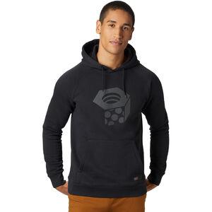 Mountain Hardwear Hardwear Logo Pullover Hoody Herren black black