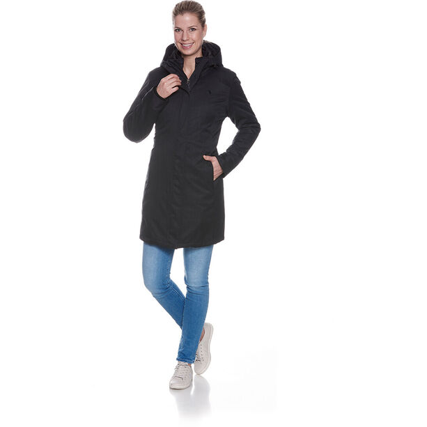 Tatonka Jonno 3in1 Mantel Damen black