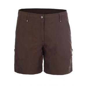 Icepeak Lilja Shorts Damen dunkel braun dunkel braun