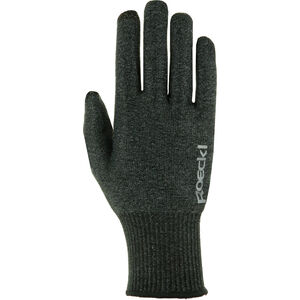 Roeckl Kopenhagen Liner Gloves anthracite melange anthracite melange