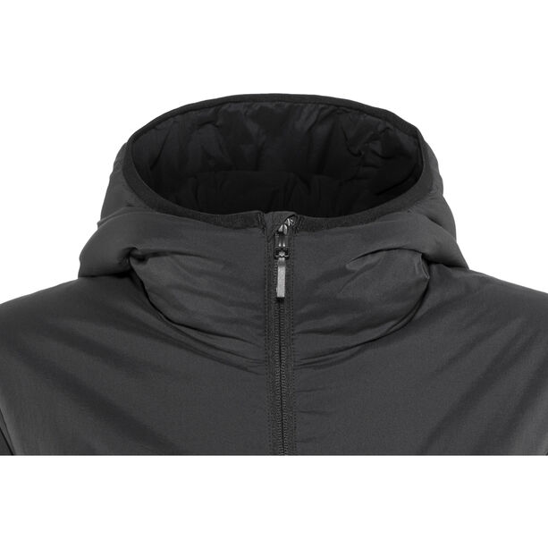 Black Diamond First Light Hoodie Jacket Damen smoke