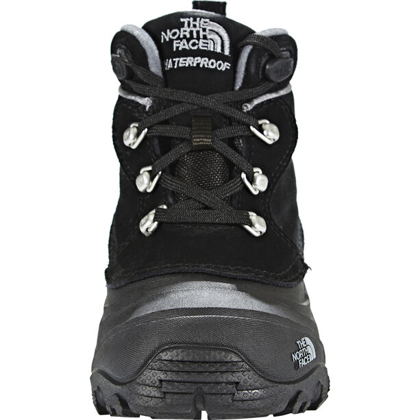 The North Face Chilkat Lace II Boots Kinder tnf black/zinc grey