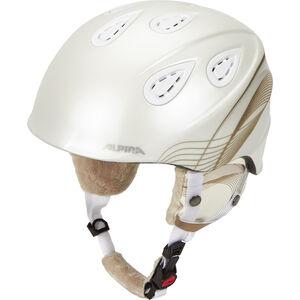 Alpina Grap 2.0 Ski Helmet white-prosecco matt white-prosecco matt