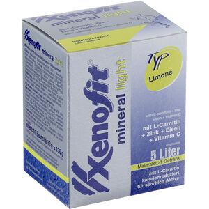 Xenofit Mineral Light Drink Portionsbeutel Limone