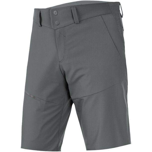 SALEWA Merino Denim Cargo Wo Shorts Herren quiet shade