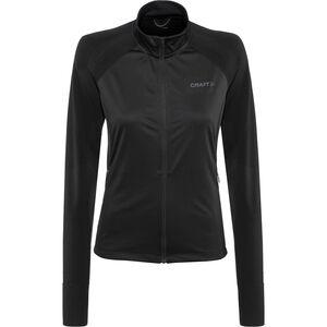 Craft Urban Run Fuseknit Jacket Damen black black