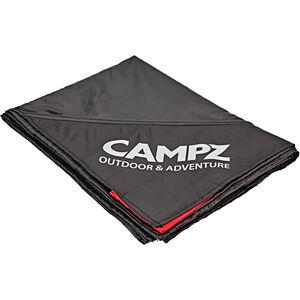 CAMPZ Taschen-Picknickdecke L schwarz schwarz