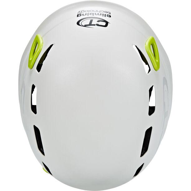 Climbing Technology Eclipse Helmet Kinder white