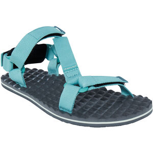 The North Face Base Camp Switchback Sandals Damen Agate Green/Graphite Grey Agate Green/Graphite Grey