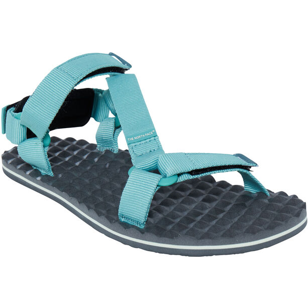 The North Face Base Camp Switchback Sandals Damen Agate Green/Graphite Grey