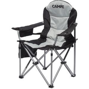 CAMPZ Deluxe Faltstuhl schwarz schwarz