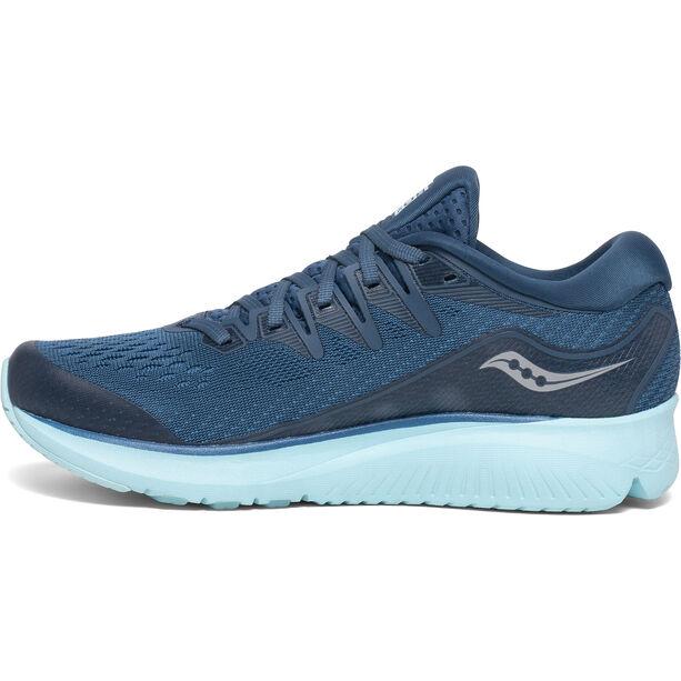 saucony Ride ISO 2 Schuhe Damen blue/aqua