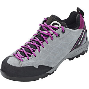 Scarpa Epic GTX Shoes Damen metal gray/fuxia metal gray/fuxia