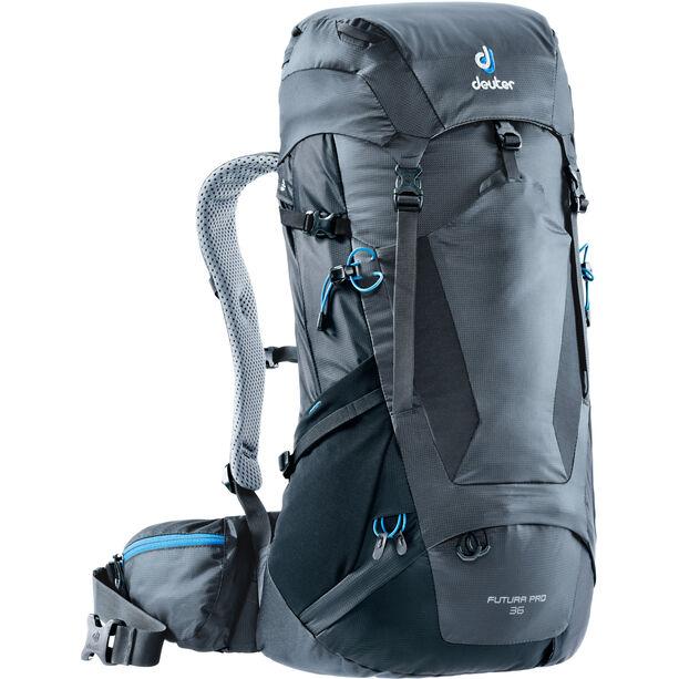 Deuter Futura Pro 36 Backpack graphite-black