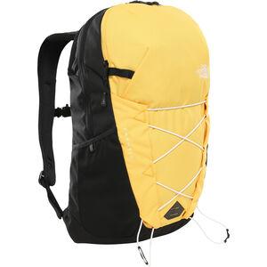 The North Face Jestorealis Rucksack tnf yellow/tnf black tnf yellow/tnf black