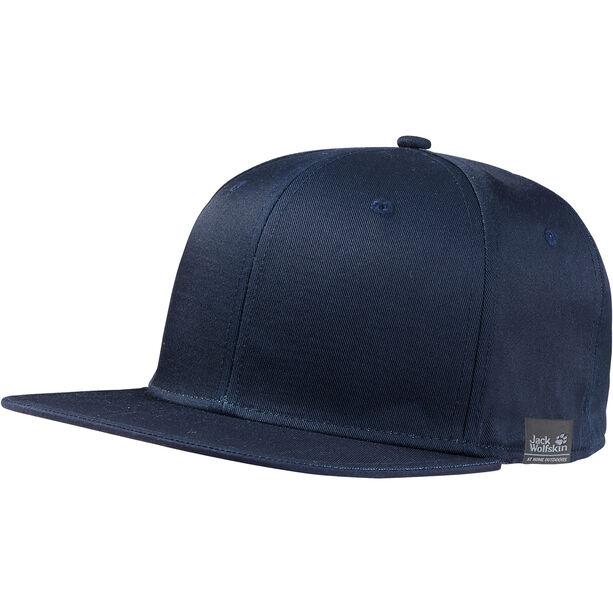 Jack Wolfskin 365 Flat Cap night blue