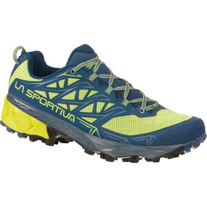 La Sportiva Akyra Running Shoes Herren apple green/opal apple green/opal