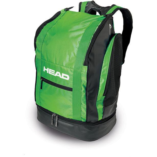 Head Tour 40 Backpack black/lime