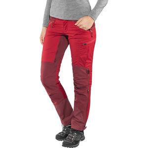 Lundhags Makke Pants Damen red/dark red